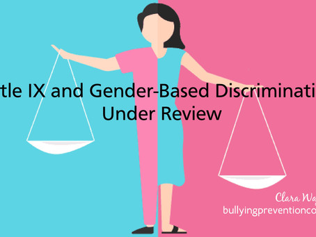 Title IX and Gender-Based Discrimination Under Review