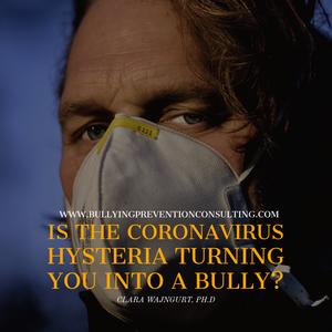 coronavirus, covid19, corona, hysteria, workplace, workplacehazard, safety, stress, workplace safety, osha, accountability, mentalhealth, workplace bullying, coronavirus, wajngurt,