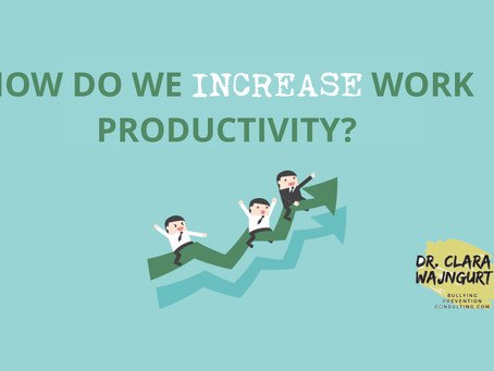 How Do We Increase Work Productivity?