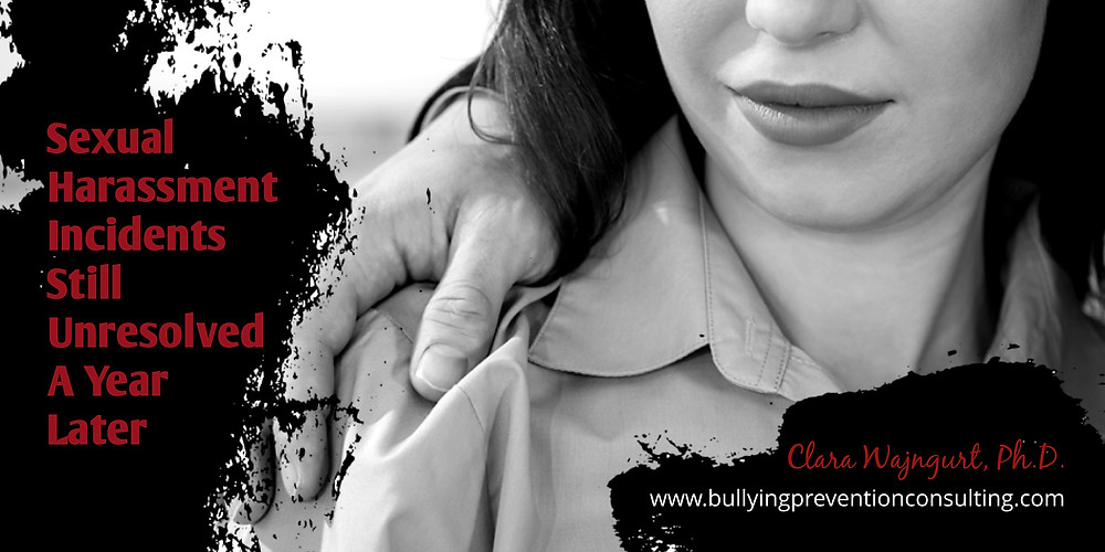 sexual harrassment, workplace bullying
