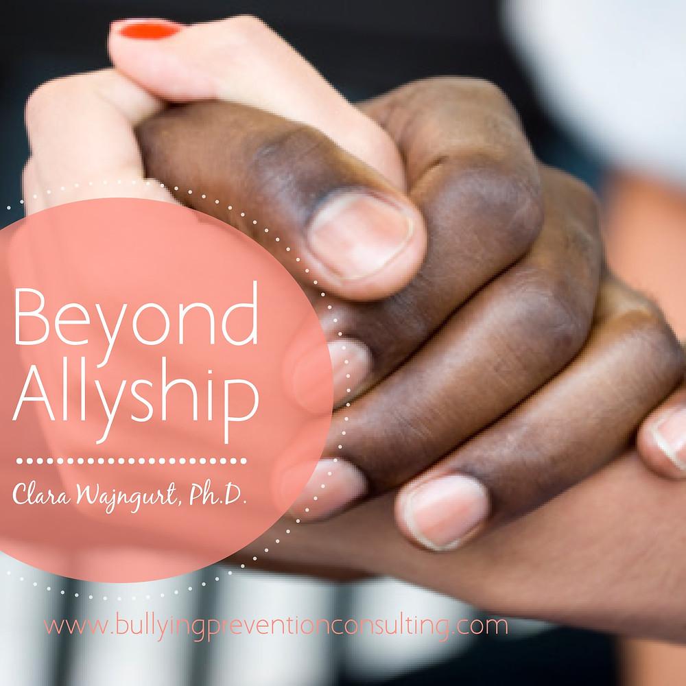 allyship, workplacebullying, bullying