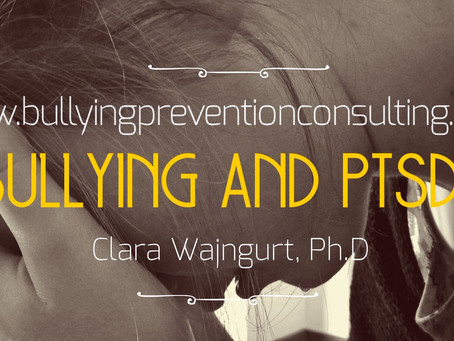 Bullying and PTSD