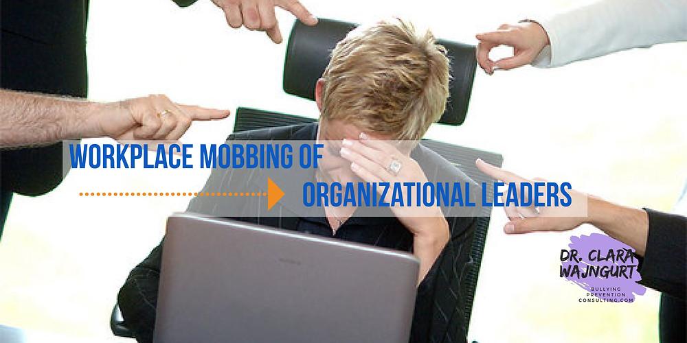 mobbing, workplace bullying, incivility, de-humanization, organizational culture