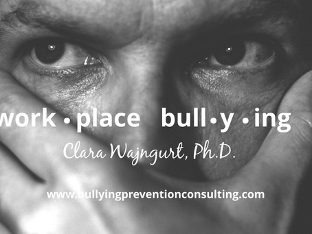 Extending the definition of Bullying