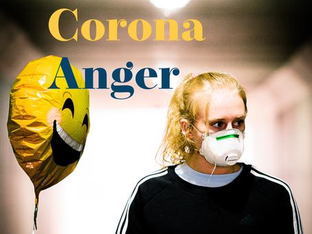 Corona Anger