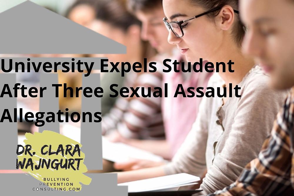 sexual harassment, sex trafficking, universities, donations, power, power inbalance