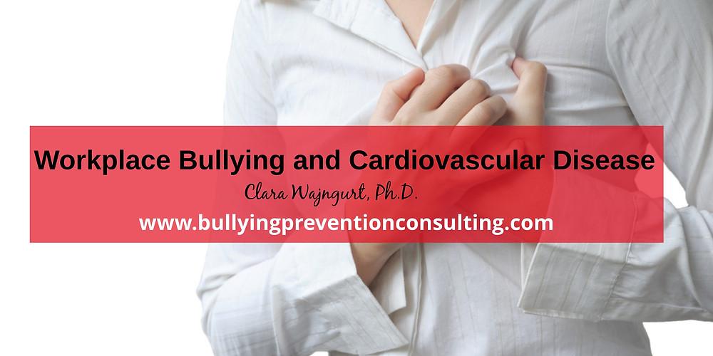 bully and heart disease