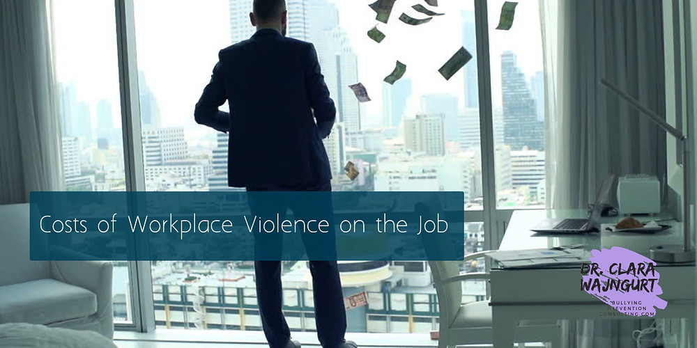 workplace violence; workplace bullying