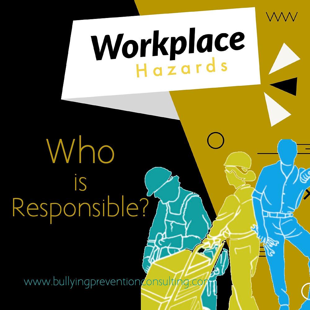 workplace, workplacehazard, safety, stress, workplace safety, osha, accountability, mentalhealth, workplace bullying, coronavirus, wajngurt,