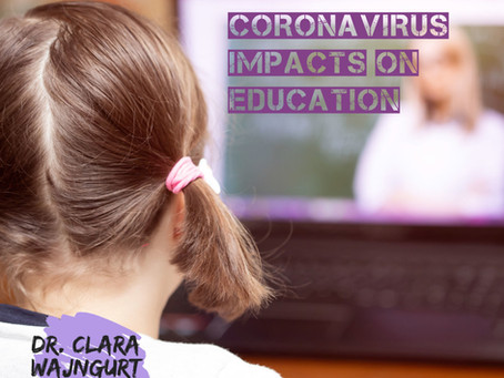 Coronavirus Impacts On Education