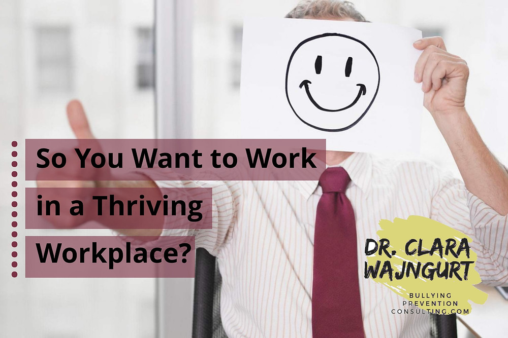 bullying, comfortable workspace, thriving workplace, diversity, inclusion, workplace culture, incivility at work, workplace culture
