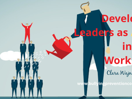 Developing Leaders as Allies in Your Workplace
