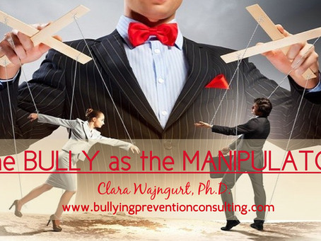 The Bully as the Manipulator