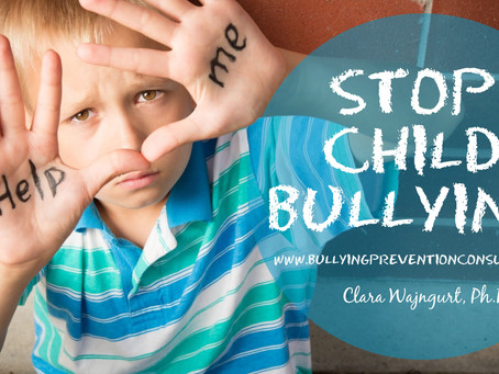 Stop Child Bullying