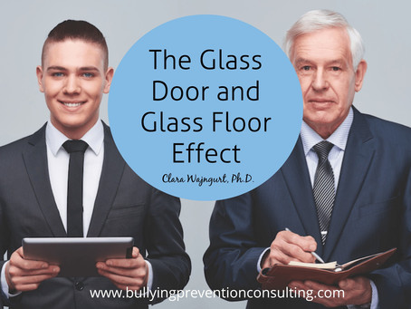 The Glass Ceiling and the Glass Floor