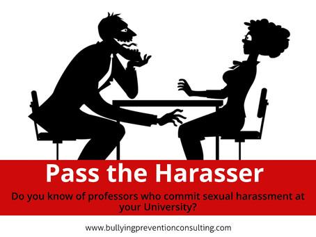 Pass The Harasser
