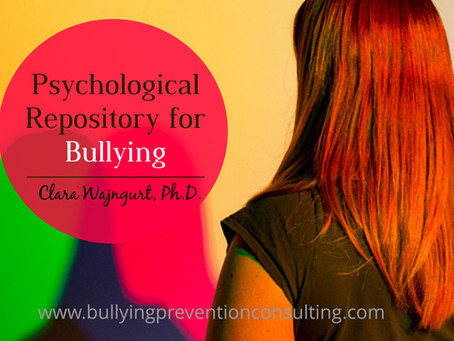 Psychological Repository for Bullying