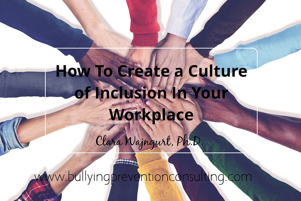 Inclusion, diversity, workplace