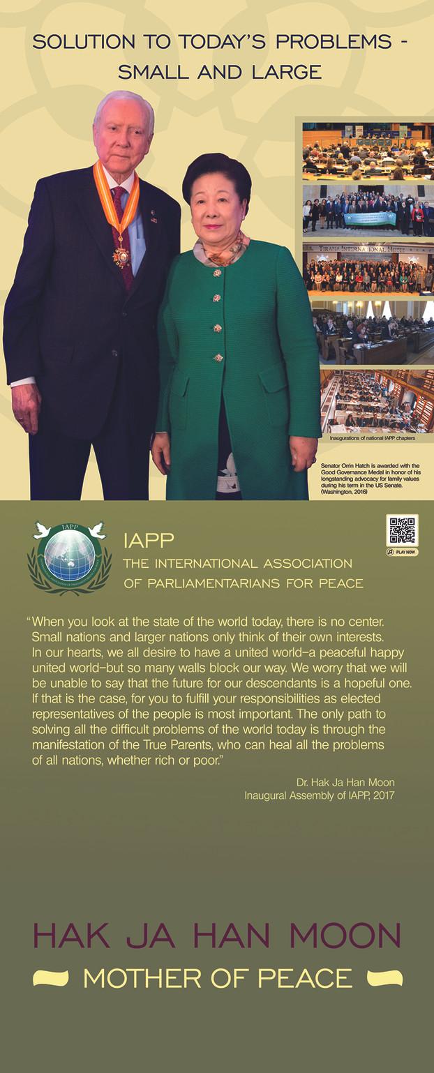 Parliamentarians for Peace
