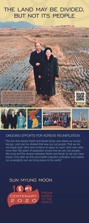 Reunification of Korea