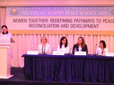 Südosteuropäischer Friedensgipfel - Wir Frauen gemeinsam