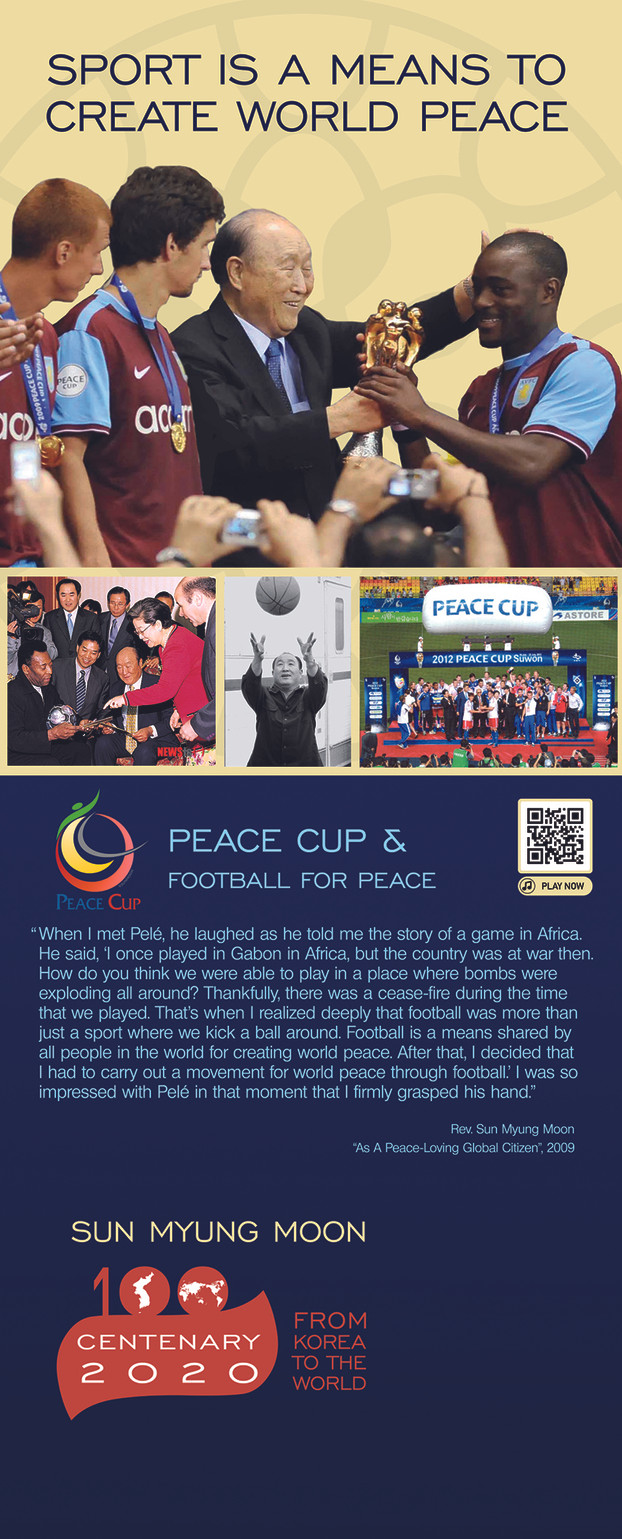 Sport and World Peace