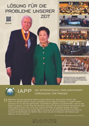 Internationale Parlamentarier-vereinigung für Frieden