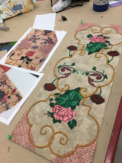 Fabric Manipulation Sample