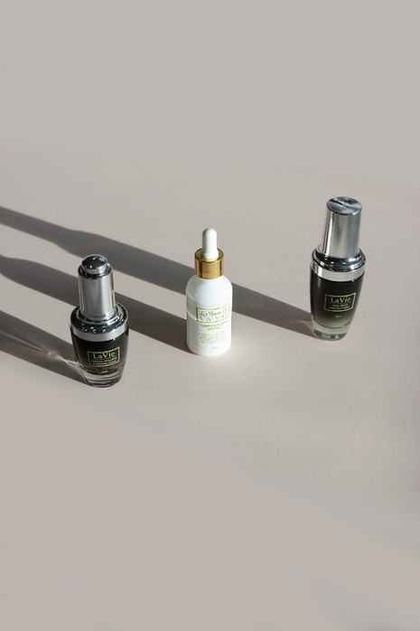 Product Styling (La Vie Skin Care) Through Studio155