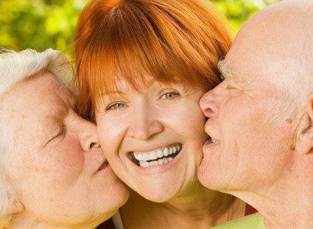 """HOW TO HAVE """"THE TALK"""" WITH YOUR AGING PARENTS"""