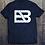 Thumbnail: BLACK EB T-SHIRT