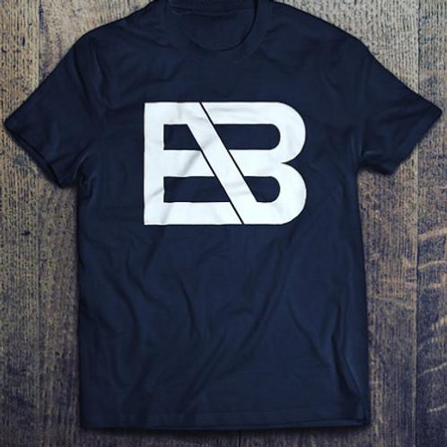 BLACK EB T-SHIRT