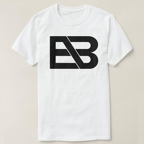 WHITE EB T-SHIRT