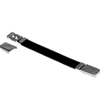 Marshall style strap handle