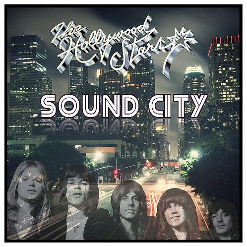 The Hollywood Stars, Sound City CD