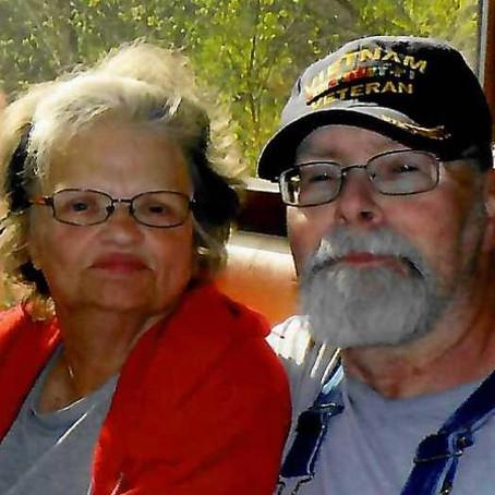 Rose Ann Luttrell and Jerry Lee Luttrell, Sr.