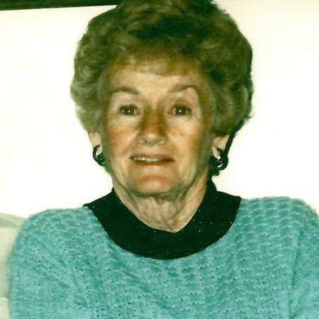 Frances Mae Sutter