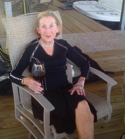 Frances Louise (Keithley) Naioti