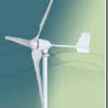 1000W horisontalakslet turbin