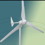 3000W horisontalakslet turbin