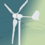 500W horisontalakslet turbin