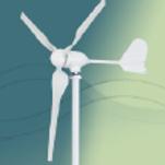 600W horisontalakslet turbin