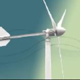 5000W horisontalakslet turbin