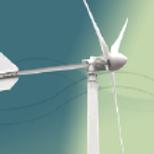 10000W horisontalakslet turbin