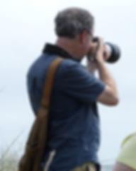 Photograph taking on Tresco