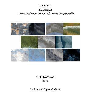 Slowwww (Landscapes)
