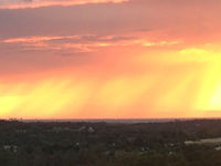 drishti madhu sunset