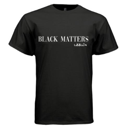 Black Matters x Lizzle4 Unisex T-Shirt