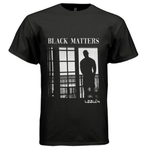 Black Matters x Lizzle4 Unisex Graphic T-shirt