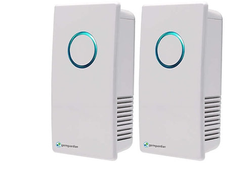 Plug-in Mini Air Purifiers for Outlets (2 Count)